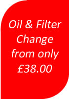 Oil Change & Servicing Hambleton Poulton Le Fylde Blackpool
